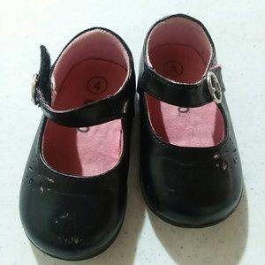 Black Mary Janes